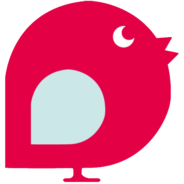 SS Ruffle Trousers - Bird Babble