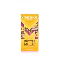 Montezuma's Chocolate - Peanut 90g Truffle Bar - Butter Nutter