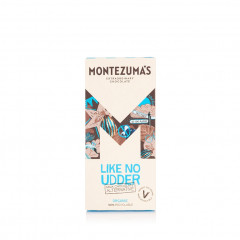 Montezuma's Chocolate - Like No Udder 90g Bar