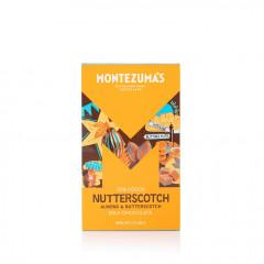 Montezuma's Chocolate - Nutterscotch 300g Bar