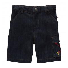 Piccalilly Organic Cotton Denim Shorts