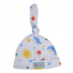 Piccalilly Space Theme Baby Cap
