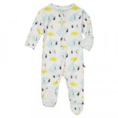 Gender Neutral Baby Sleepsuit