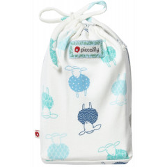 Piccalilly Soft Jersey Moses Basket Cot Sheet