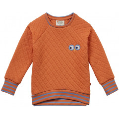 Piccalilly Kids Quilted Sweatshirt