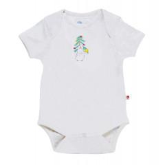 Baby's First Christmas Plain Bodysuit