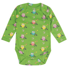Baby Bodysuit - Midnight Owl