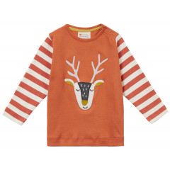 Piccalilly Kids Reindeer Top