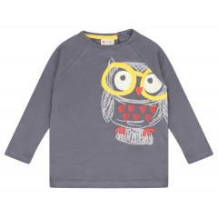 Raglan Top - Owl