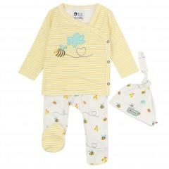 3 Piece Baby Set - Bumblebee