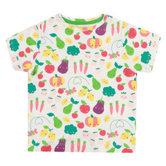 Piccalilly Grow Your Own Fruit + Veg T-Shirt