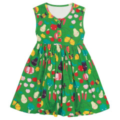 Piccalilly Girls Grow Your Own Jersey Dress