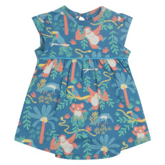 Piccalilly Blue Baby Dress
