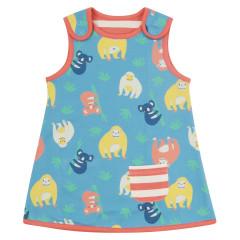 Piccalilly Children's Reverible Orangutan Dress