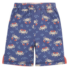 Piccalilly Ocean Crab Reversible Boys Shorts