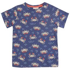 All Over Print T-Shirt - Ocean Crab