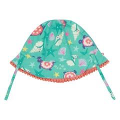 Baby Sun Hat - Deep Sea