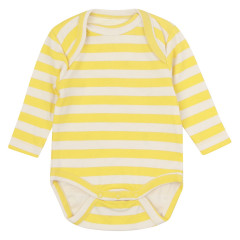 Bodysuit - Primrose Stripe