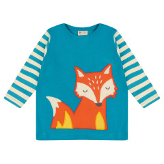 Piccalilly Friendly Fox Kids Top