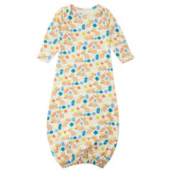 Baby Nightgown - Fieldmouse