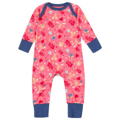 Piccalilly Forest Fairytale Footless Romper