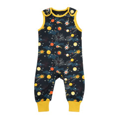 Piccalilly Solar Space Kids Dungarees