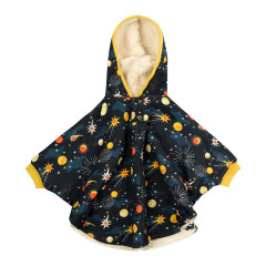 Piccalilly Solar Space Kids Poncho