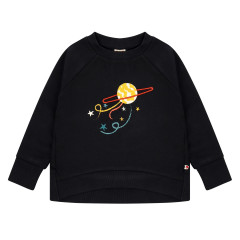 Piccalilly Space Sweatshirt for Kids