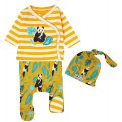 3 Piece Baby  Set - Panda