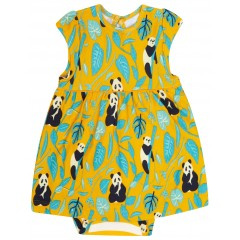 Baby Body Dress - Panda