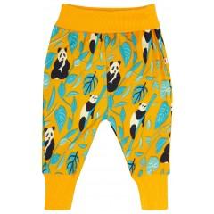 Pull-Up Trousers - Panda
