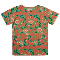 All Over Print T-Shirt - Oranges