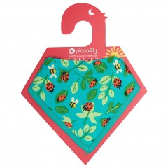 Bandana Bib - Ladybird