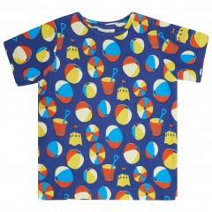 All Over Print T-Shirt - Beach Days