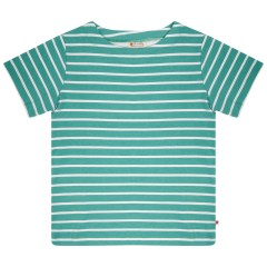 Building Block T-Shirt - Aqua Green