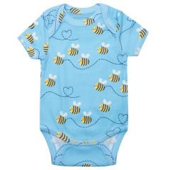 Bumblebee Bodysuit - Blue