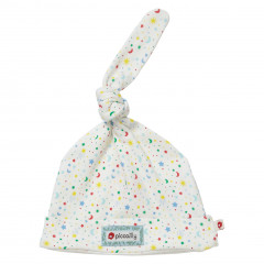 Piccalilly Gender Neutral Tiny Star Baby Hat