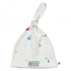 Piccalilly Baby Girls Knot Hat