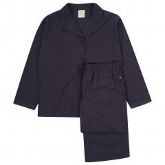 Women's Pyjama Set - Navy