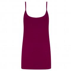 Women's Vest Top - Boysenberry Purple
