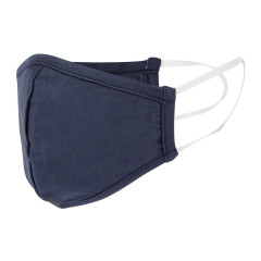 Kids Face Covering - Navy Blue
