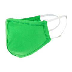 Kids Face Covering - Green