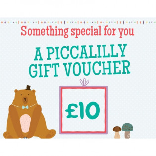 Piccalilly Postal Gift Voucher