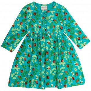 Button Dress - Ladybird