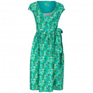 Women's Wrap Dress- Ladybird