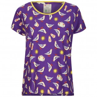 Women's T-Shirt - Seagulls