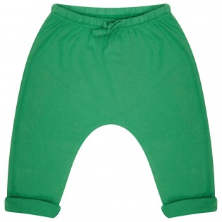 Building Block Baggy Trousers - Green