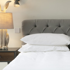 Pair of Pillowcases - Plain (50 x 75cm)