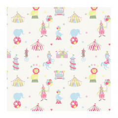Piccalilly Gift Wrapping Paper Fairground Theme