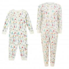Winter Wonderland Pyjamas Set - Mother & Child